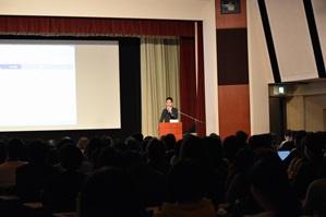 株式会社リクルートスタッフィング主催講演