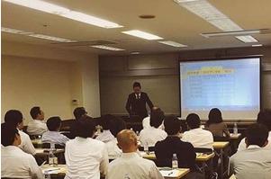 カチエル主催講演(大阪)